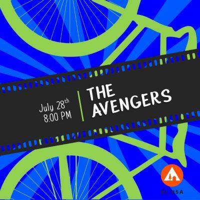 Bike-in Movie Night Series: The Avengers