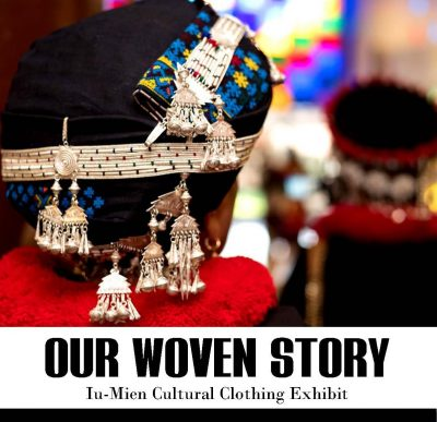 Our Woven Story Iu Mien Cultural Clothing Exhibit Big Day Of Giving Iu Mien Community Services At Warehouse Artist Lofts Sacramento Ca Community