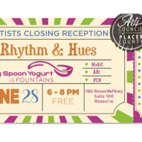 Artists Closing Reception: Big Spoon Yogurt Pop Up Art Show