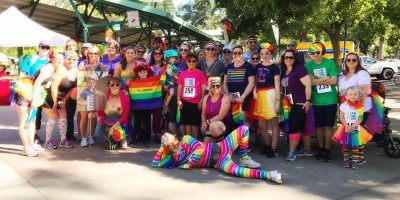 Davis Pride and Run for Equality