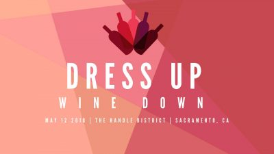 Dress Up Wine Down