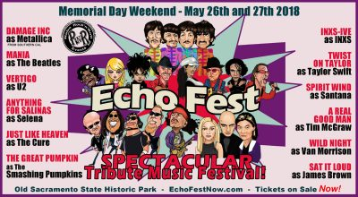 Echo Fest Tribute Music Festival