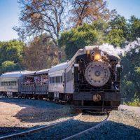 Weekend Excursion Train Rides
