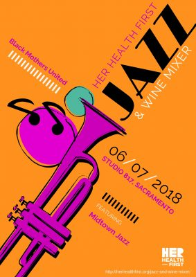 2nd Annual Jazz and Wine Mixer