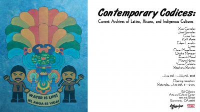 Contemporary Codices: Current Archives of Latinx, ...