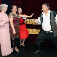 Moon Over Buffalo: Ken Ludwig's Comedy of the Stage