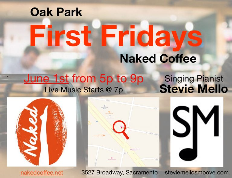 First Friday with Stevie Mello, Oak Park First Friday at