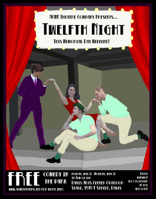 Acme Theatre Company presents Twelfth Night