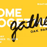 Gather: Oak Park (September)