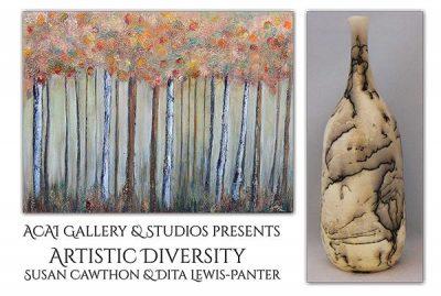 ACAI Gallery and Studios Presents Artistic Diversi...