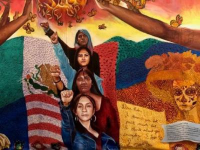 Resistencia United: The Esperanza Project Mural Un...