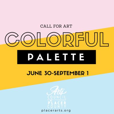 Call for Art: Colorful Palette: A Pop Up Art Show