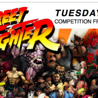 Street Fighter Competition 2018
