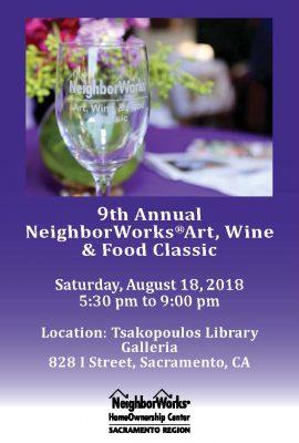 NeighborWorks Art, Wine, and Food Classic