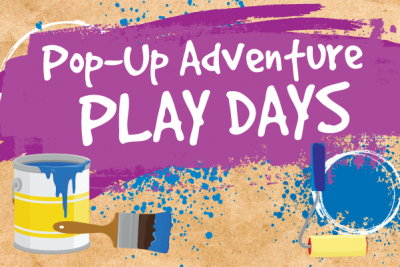Pop-Up Adventure Play Day (North Natomas Library)