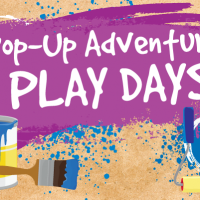 Pop-Up Adventure Play Day (South Natomas Library)