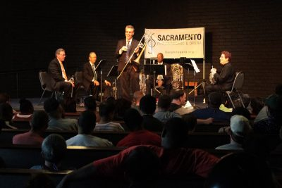Fairytale Town Summer Concert Series: Sac Philharmonic and Opera's Brass Quintet