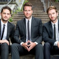 Shades of Buble: A Three-Man Tribute to Michael Bu...