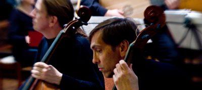 Sacramento Baroque Soloists: Voice of the Cello