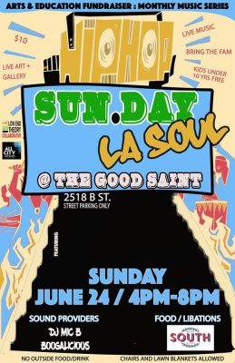 Low End Theory Collaborative and South present Sun...
