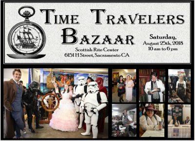 Time Travelers Bazaar 2018