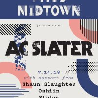 THIS Midtown July Featuring AC Slater