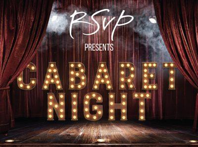 RSVP Presents Cabaret Night