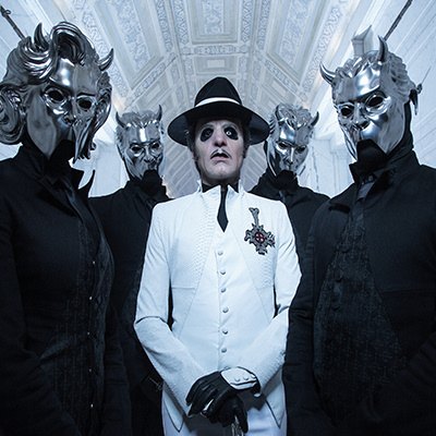 Ghost: A Pale Tour Named Death