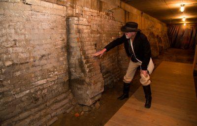 Old Sacramento Underground Tours
