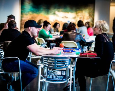 Art/Play/Say: Crocker Game and Poetry Night