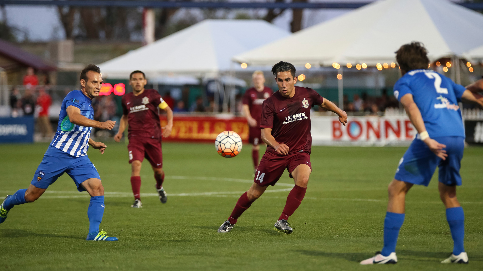 Sacramento Republic FC vs. LA Galaxy II