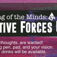 Meeting of the Minds: Creative Forces Unite