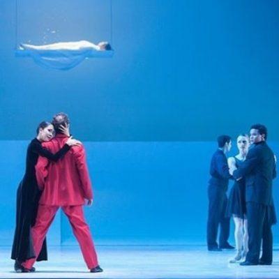 Sacramento Ballet presents Hamlet