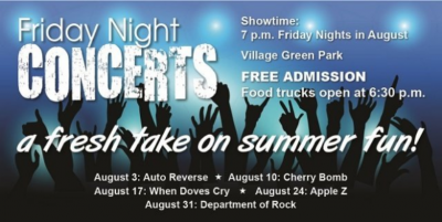 Friday Night Concerts: Apple Z
