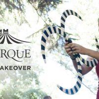 SacCirque Park Takeover
