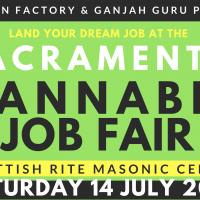 Sacramento Cannabis Job Fair