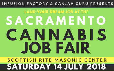 Sacramento Cannabis Job Fair