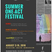 Summer One-Act Festival