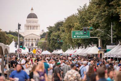 California Craft Beer Summit Festival
