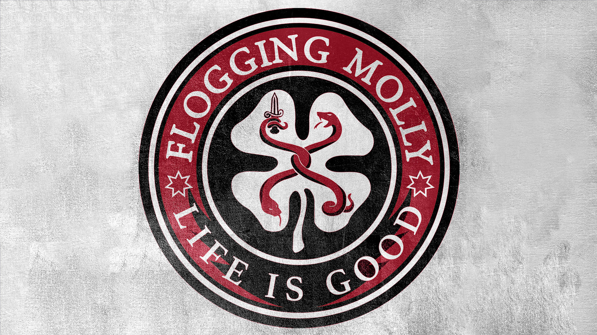 Flogging Molly and Dropkick Murphys