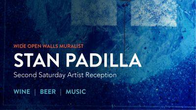 CapRadio's Second Saturday Artist Reception with Stan Padilla