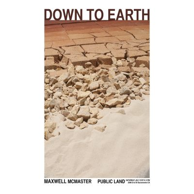Down To Earth by Maxwell McMaster