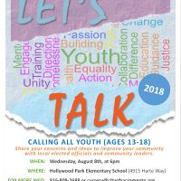 District 5 Youth Listening Session