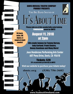 It's About Time Jazz Concert and Fundraiser