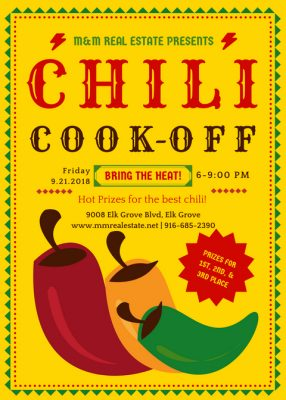M&M Real Estate Chili Cook-Off