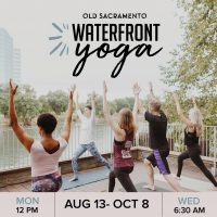 Old Sacramento Waterfront Yoga