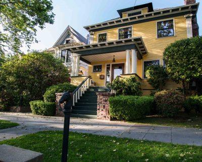 Preservation Sacramento Historic Home Tour
