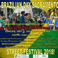 Brazilian Day Sacramento Street Festival