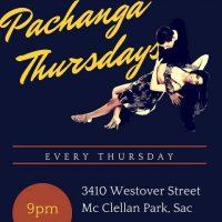 Pachanga Thursdays