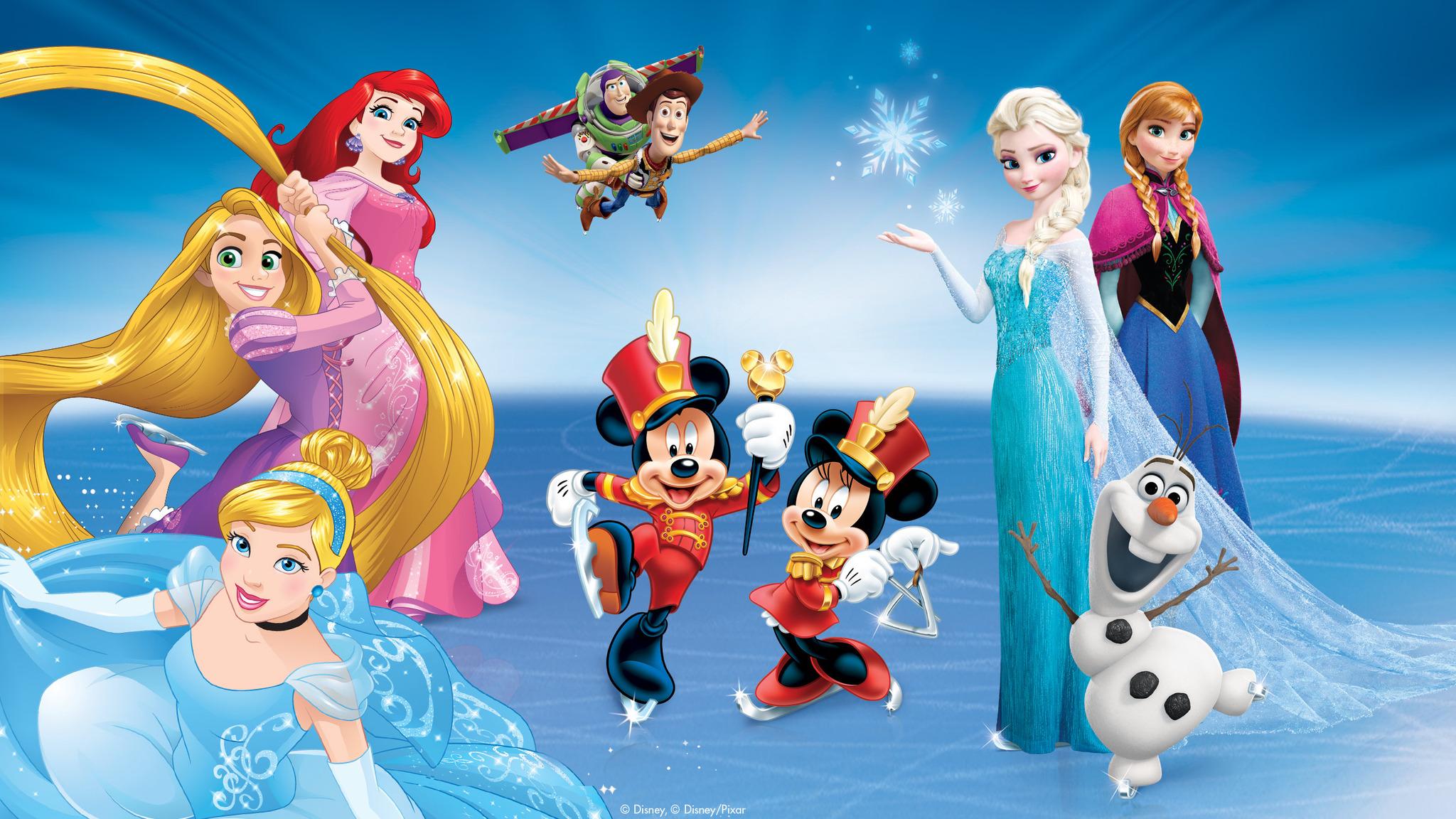 Disney On Ice: Celebrating 100 Years of Magic